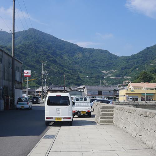 村尾昌文堂とAコープ
